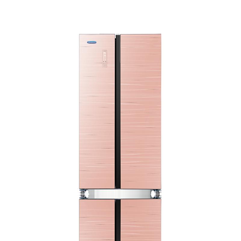wiseman-aoma冰箱BCD-455WKGH-玫瑰金